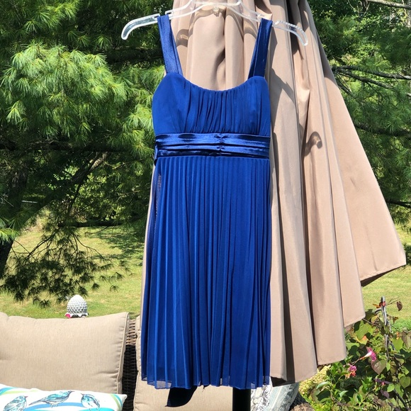 Taboo Dresses & Skirts - Taboo royal blue dress size S.  B18